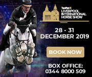 Liverpool International Horse Show 2019 (Cheshire Horse)