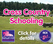 Kelsall Hill XC Schooling (Cheshire Horse)